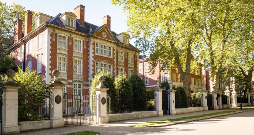 10 most expensive streets in Britain