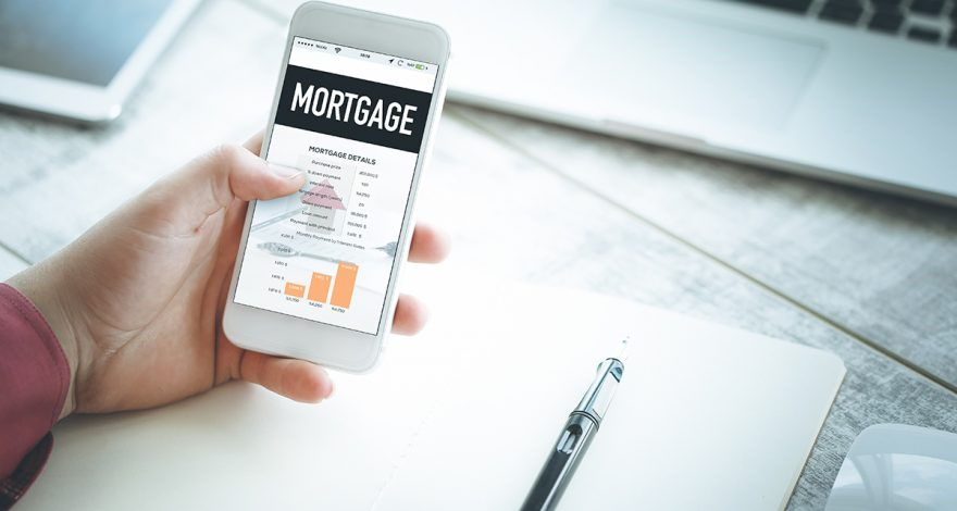 Mortgages of 30 years and over in demand