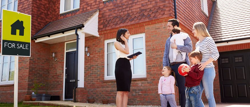 Do I need and estate agent to sell my home?