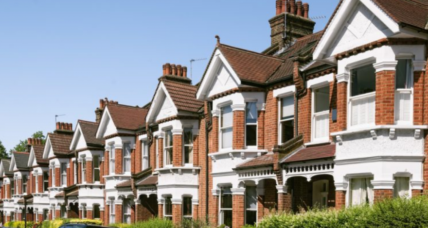 UK house prices surge to record high over year to April